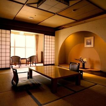 西館和室12+4.5畳(個室宴会場食)【禁煙・WiFi】