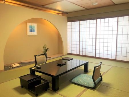 西館和室12+4.5畳(部屋食)【禁煙・WiFi】