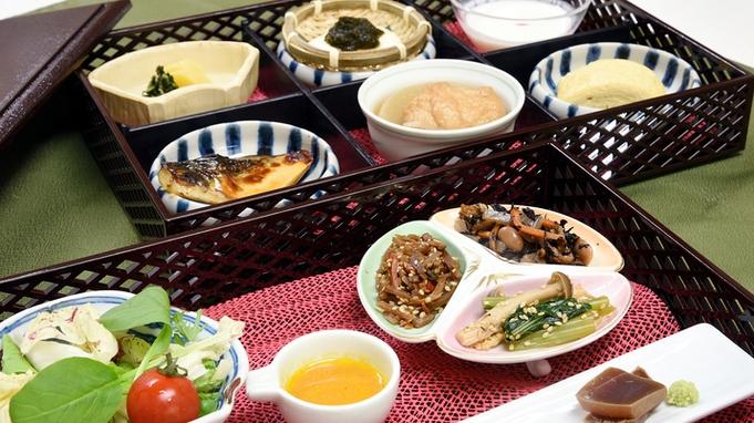 【お弁当朝食】和朝食をお部屋までお届けいたします(お部屋食)