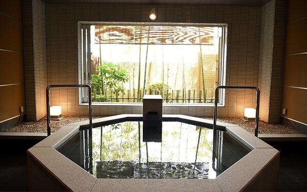 【個室ダイニング】伊勢海老×鮑付きの会席料理コースと8か所の貸切風呂