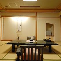 竹取亭和室山側(和室12畳+堀こたつ)