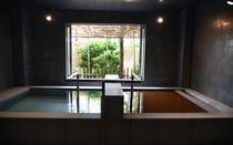 家族風呂6の湯(金泉・銀泉)
