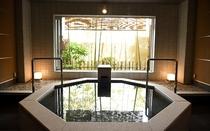 貸切風呂5の湯(銀泉)