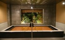 貸切風呂8の湯(金泉)