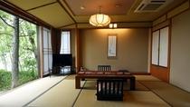 「銀泉」内風呂付デラックス和洋室101号室