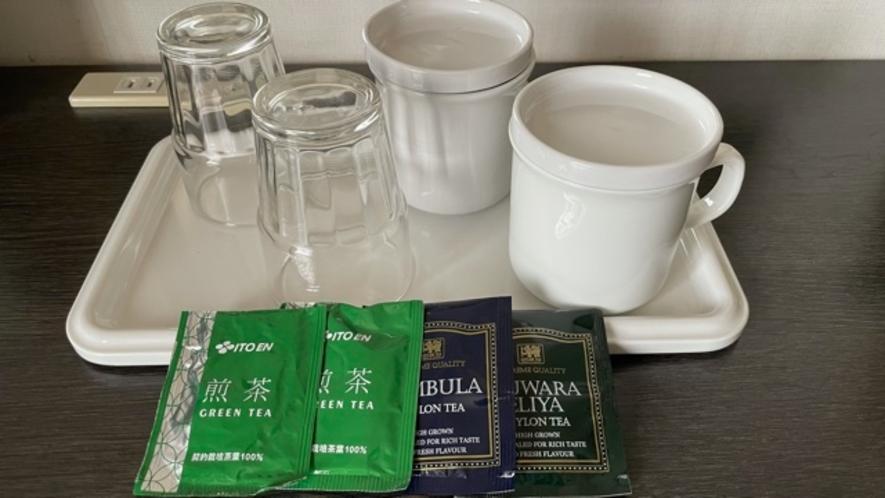 カップ・お茶