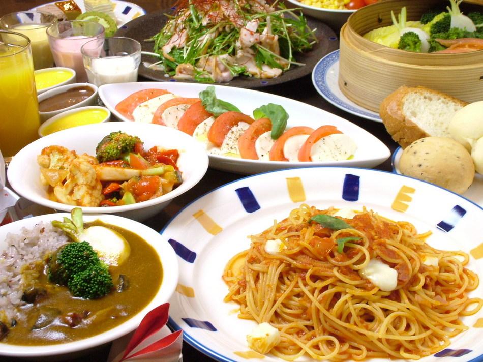 洋食とパスタのお店 1階レストラン「ALOALO」