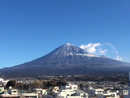 富士山が見えるシングルルーム【禁煙】