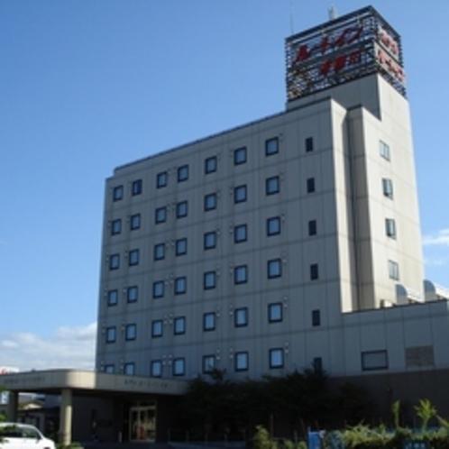 ホテルルートイン糸魚川 外観
