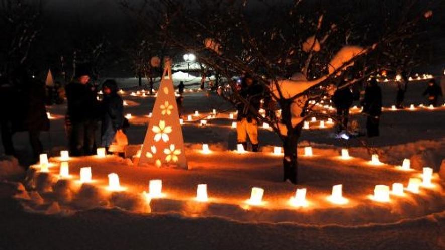 長岡雪しか祭り