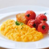 朝食で大人気♪ふわとろスクランブルエッグ(朝食ブッフェ)
