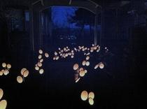 安曇野神竹灯3