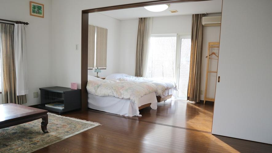 *[特別室]当館で1番大きい20畳の洋室(リビング+寝室)