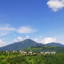 天空の楽園という名のナチュラルホテル