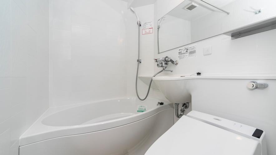 ■バスルーム -たまご型バス-(一部客室)