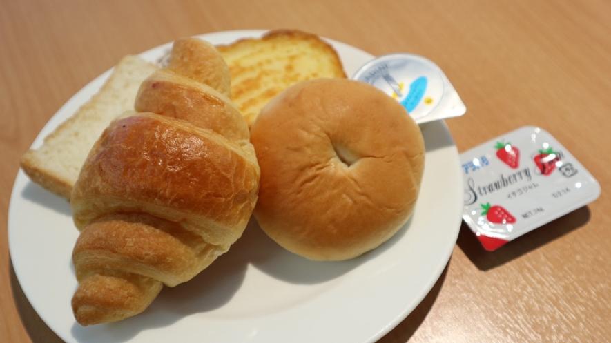 京都銀ゆば 朝食バイキング 一例
