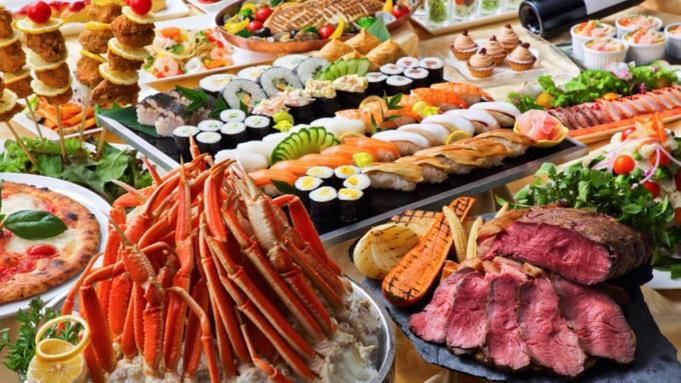 熊本県民応援プラン(1泊2食)夕食ブッフェ17時【くまもと再発見の旅×LOOKUPKumamoto】