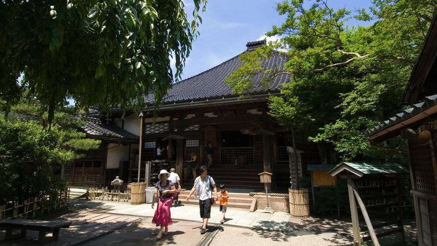 妙立寺(忍者寺) (写真提供:金沢市)