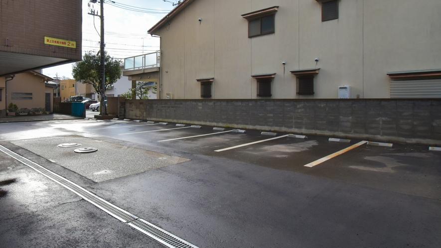 第一駐車場(敷地内)