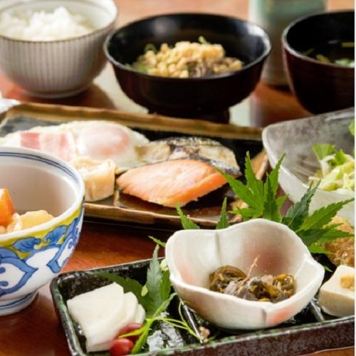 朝食バイキング(和食)※当面の間、定食形式で提供