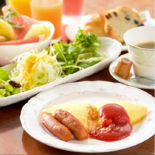 朝食バイキング(洋食)※当面の間、定食形式で提供
