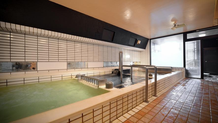 姉妹館アパホテル〈小松グランド〉4F大浴場