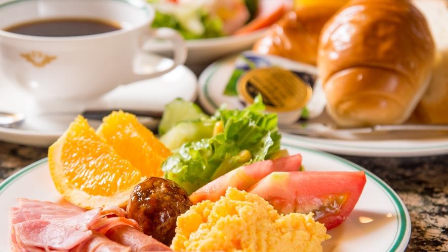 姉妹館アパホテル〈小松グランド〉2Fレストラン「グランドホスト」朝食イメージ