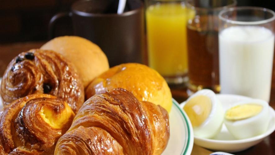 1F軽朝食会場「バーデン・バーデン」朝食イメージ