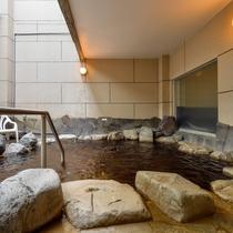 男子大浴場 露天風呂