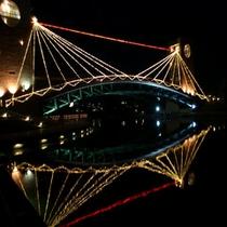 ■環水公園ライトアップ