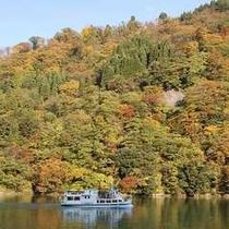 ■庄川遊覧船