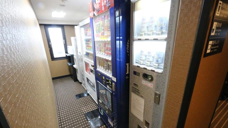 『3F アルコール自販機』