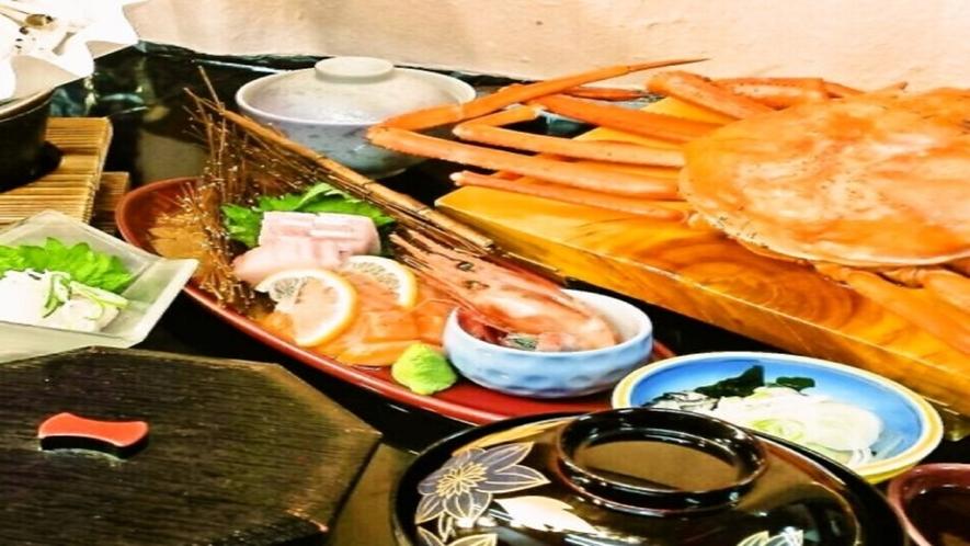 【夕食】日本海御膳