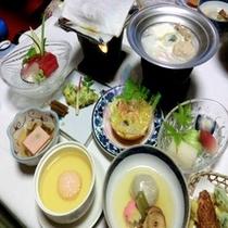 ■春の夕食一例