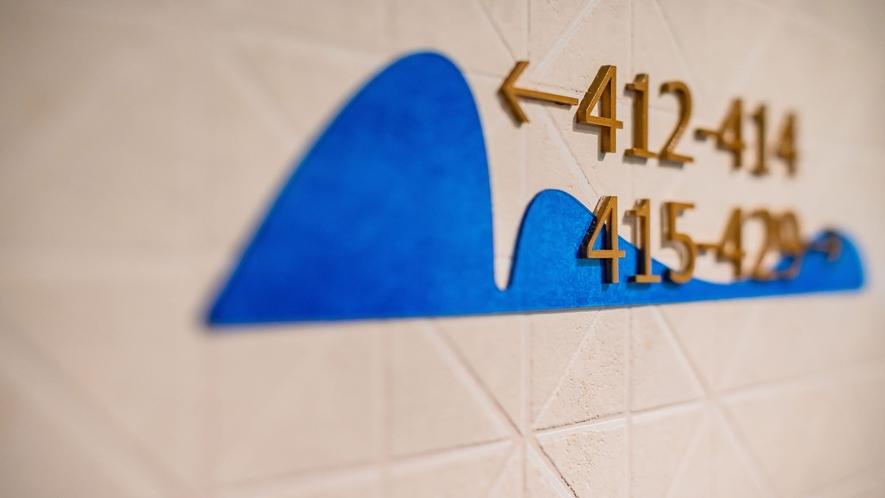 【客室】リニューアルフロア(4・5・6階)