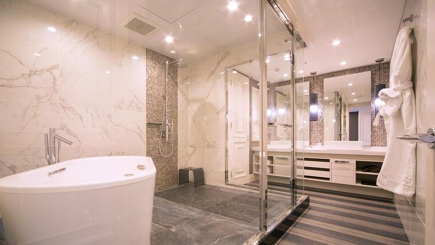 ピエナスイート 1001号室 浴室(一例)