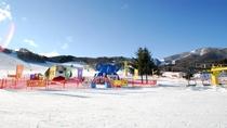 *かたしな高原スキー場/国内唯一のミッフィーオフィシャルスキー場で丁寧なレッスンが受けられます!