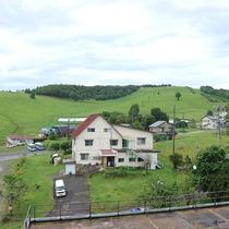 *客室からの風景一例/ゲレンデ側のお部屋からの眺め