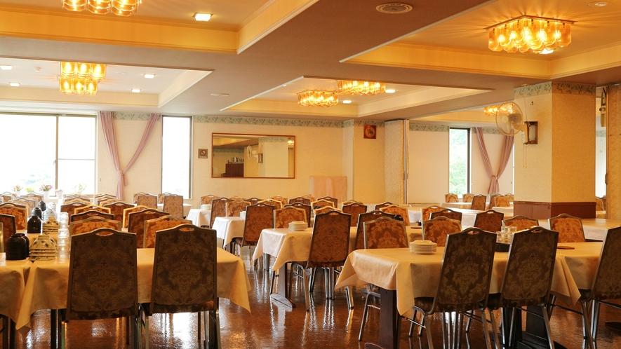 *レストラン/夕朝のお食事はこちらでお楽しみください