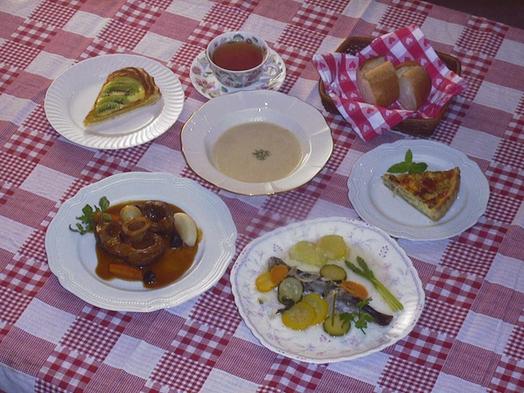 県民支えあい 信州割SPECIAL 長野県民対象限定割引 気軽に愉しむフランス料理 withバス