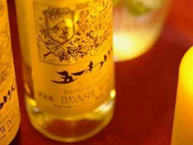 信州産のワイン