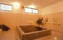 明るい大浴場