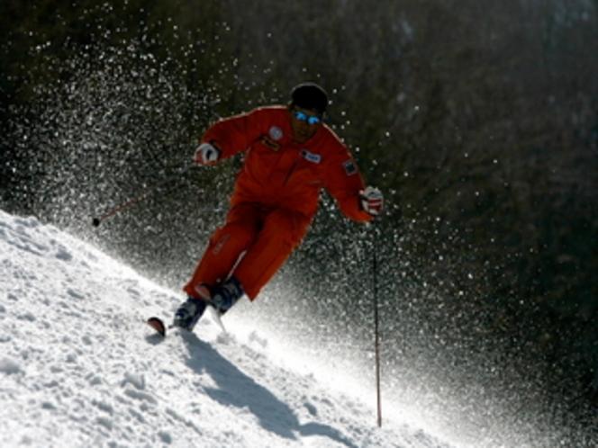 エキスパートスキーヤーも納得の雪質