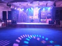 ライブホール照明パターン4