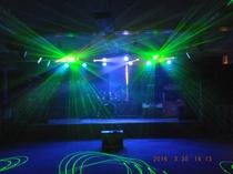 ライブホール照明パターン2