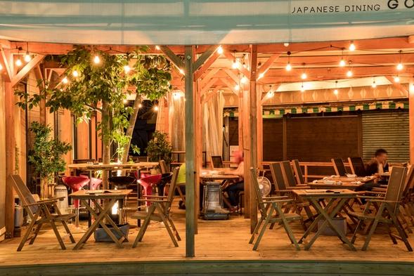 【夕食はGOENで豪華すき焼き鍋】湯田中満喫!夕食は地元で人気のレストランGOEN1泊2食プラン