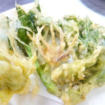 *【春】山菜料理(一例)