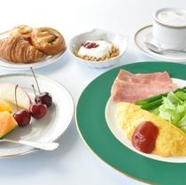 朝食一例 1