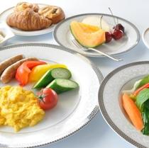 朝食一例 2