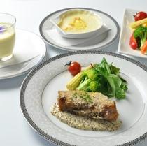 夕食コース一例 5